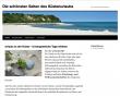 kuestenurlaub.net - Das Küstenportal